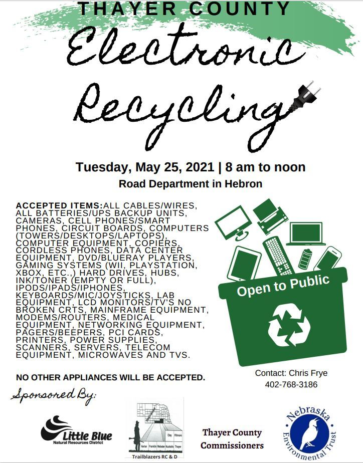 2021 ELECTRONIC RECYCLING